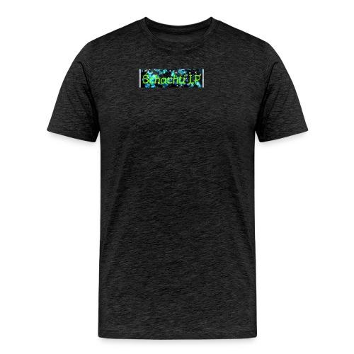 Schachti Produkte - Männer Premium T-Shirt