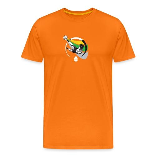 Ninho Over Footbal - Maglietta Premium da uomo