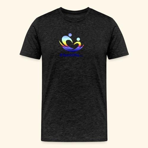 Logo Estate - Maglietta Premium da uomo