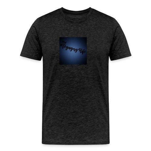 #logagng4life - Men's Premium T-Shirt