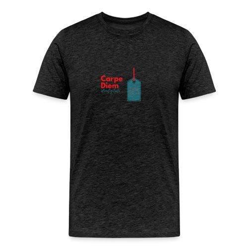 carpe diem - Maglietta Premium da uomo