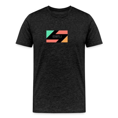 1 - Miesten premium t-paita