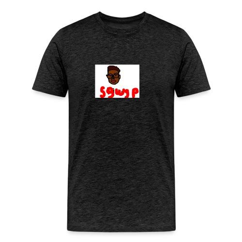 logosgwsp - Mannen Premium T-shirt