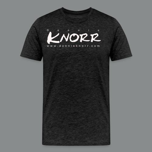 DennisKnorr Log w - Männer Premium T-Shirt