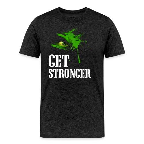 getstronger - T-shirt Premium Homme