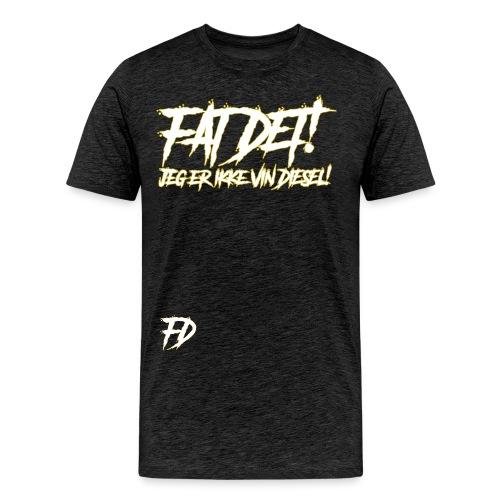FD png - Herre premium T-shirt