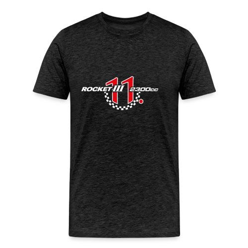 LOGO 2016 FRONT Druck png - Männer Premium T-Shirt