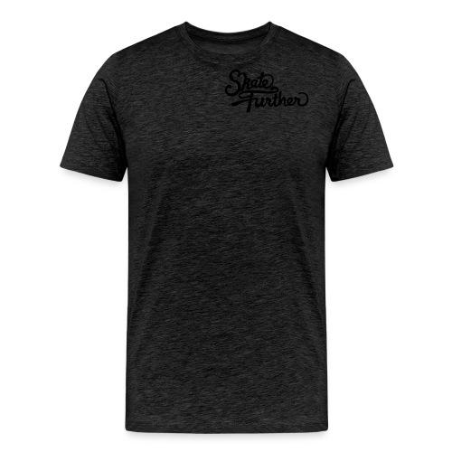 SkateFurther-Logo - Männer Premium T-Shirt