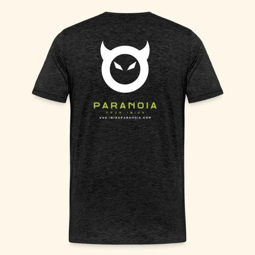 album - Camiseta premium hombre