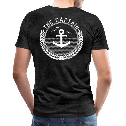The Captain - Anchor - Männer Premium T-Shirt