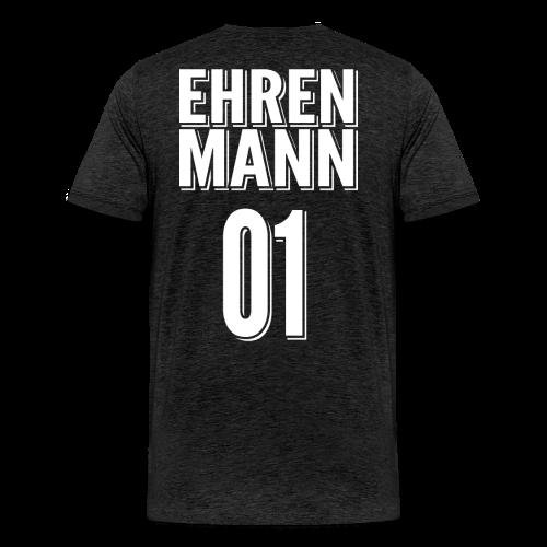 Ehrenmann 01 - Männer Premium T-Shirt