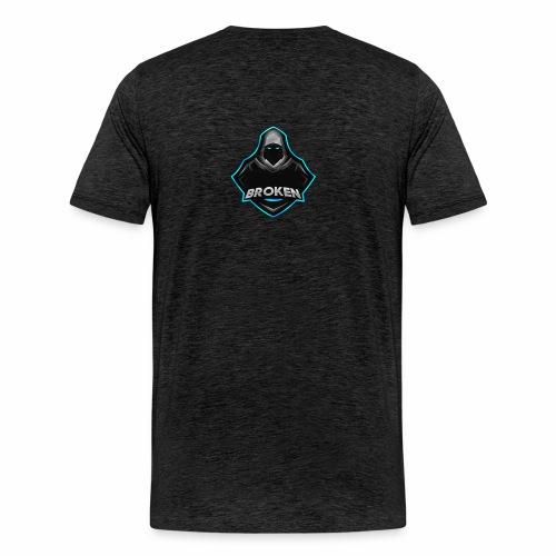 Collection Mascotte │ Br0Ken - T-shirt Premium Homme