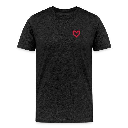 Stronger Everyday Heart - Men's Premium T-Shirt