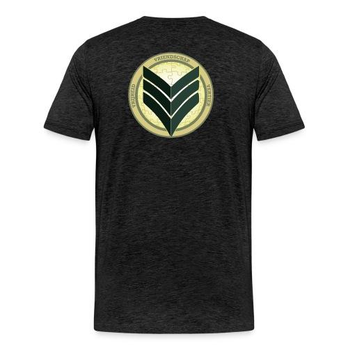 VVV Motorweekend - Mannen Premium T-shirt