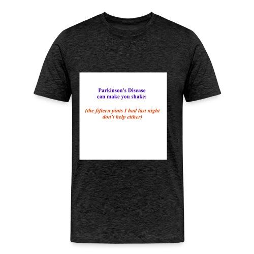 15 Pints 1 - Men's Premium T-Shirt