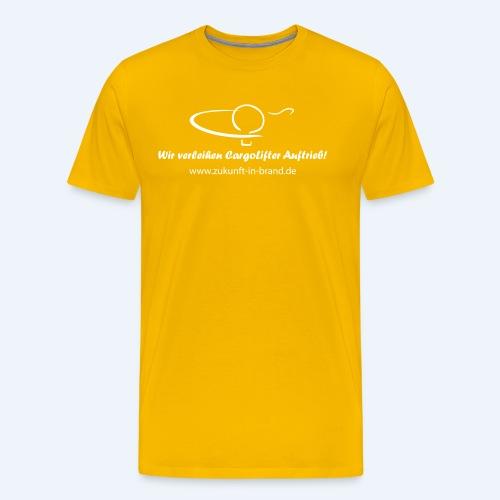 zib promo 2013 pfad - Männer Premium T-Shirt