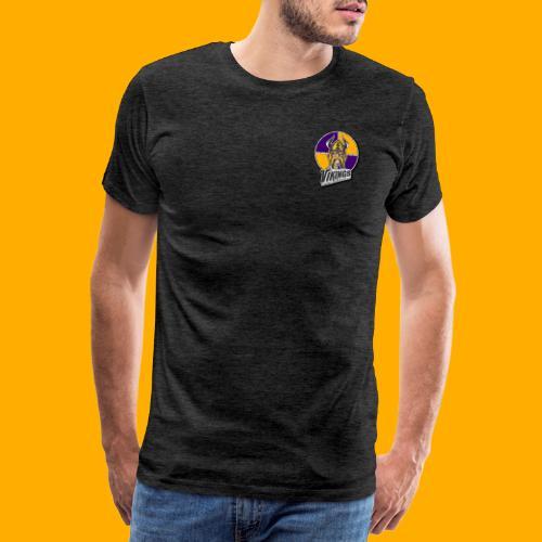 MVFGeV Logo mit Schatten - Männer Premium T-Shirt