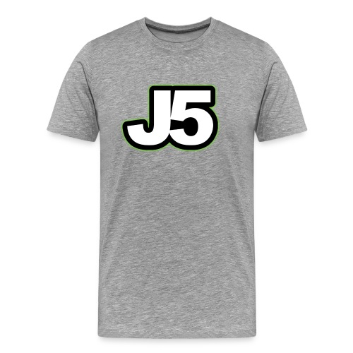 kasket - Herre premium T-shirt