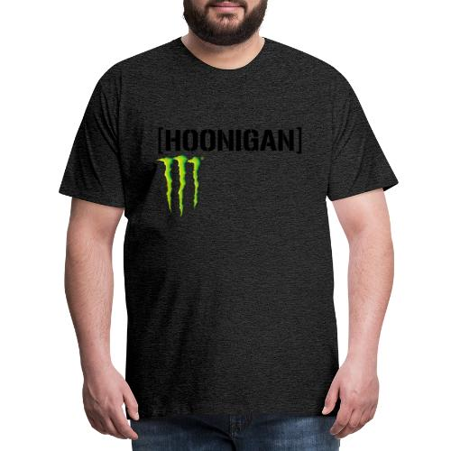monster energy hoonigan - Premium-T-shirt herr