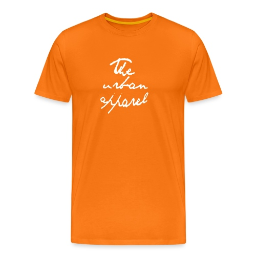 urban apparel white scalable - Maglietta Premium da uomo