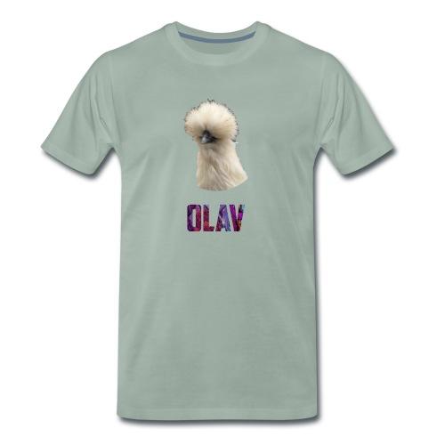 Olav - Premium T-skjorte for menn