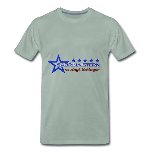 SABRINA STERN LOGO - Männer Premium T-Shirt