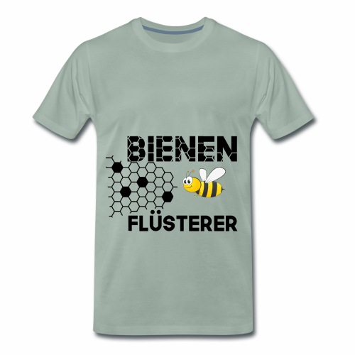Bienenflüsterer - Männer Premium T-Shirt