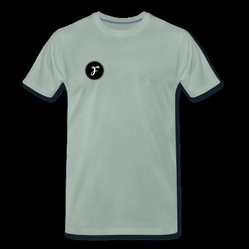 FluxCrew Logo - Men's Premium T-Shirt