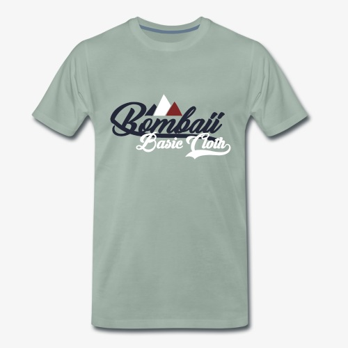 BomBaii French mountain - T-shirt Premium Homme