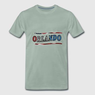 Orlando - Premium T-skjorte for menn