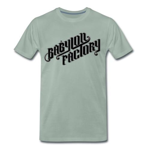 BABYLONFACTORY - Männer Premium T-Shirt