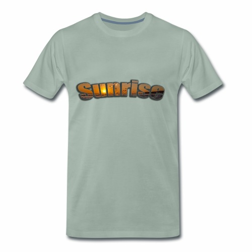 Sunrise - Men's Premium T-Shirt
