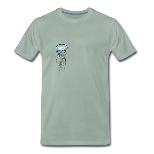 Kwal - Mannen Premium T-shirt