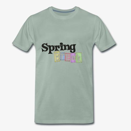 spring break - Maglietta Premium da uomo