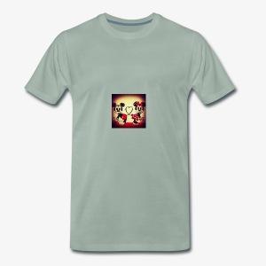 hk - T-shirt Premium Homme