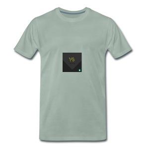 YourStyleLogo - T-shirt Premium Homme