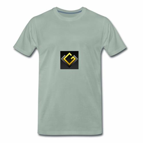 GamesFromSweden - Premium-T-shirt herr