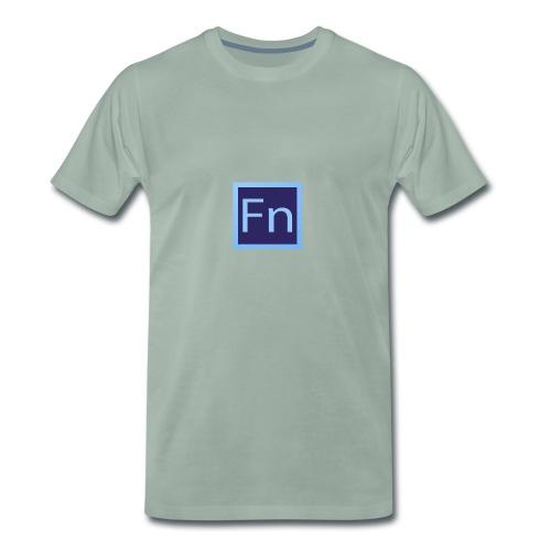 Borraccia falsonome FN - Maglietta Premium da uomo