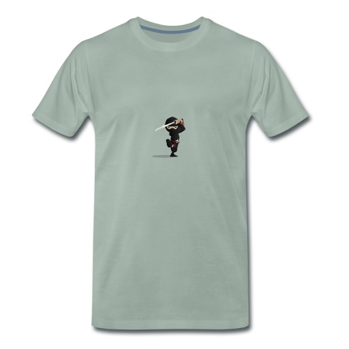 Ninja-PNG - Men's Premium T-Shirt