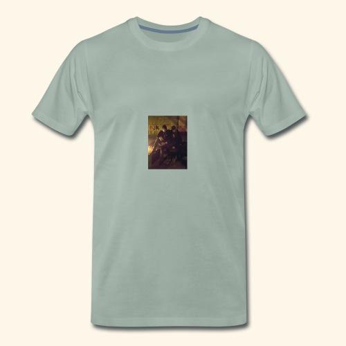 AG FIRE - Männer Premium T-Shirt