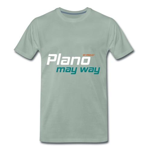 Plano Style - Männer Premium T-Shirt