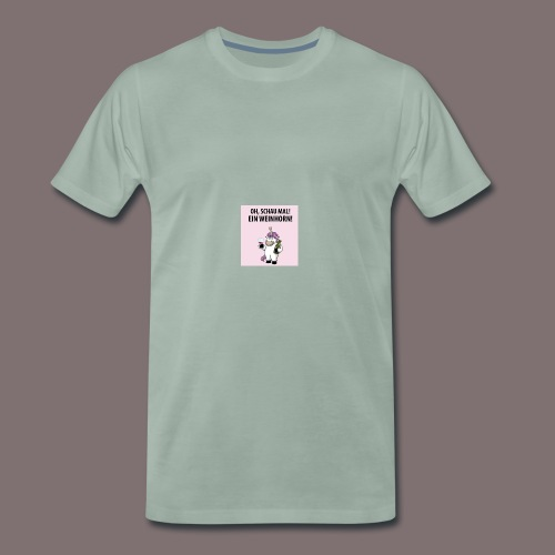28F4E41B 0662 4C67 AA87 FFF473FDCFF1 - Männer Premium T-Shirt