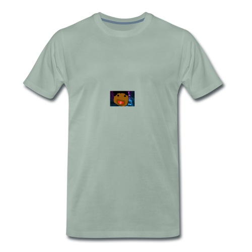 SUPER AGF PIC - Men's Premium T-Shirt