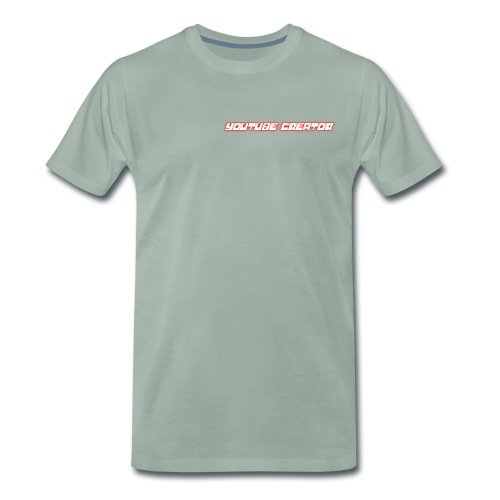 youtube creator - Men's Premium T-Shirt