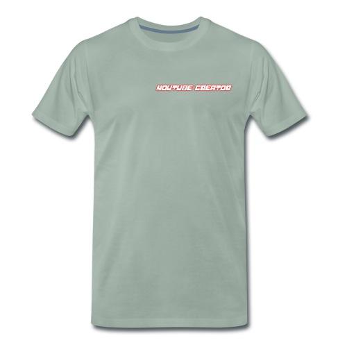 youtube creator - Men's Premium T-Shirt