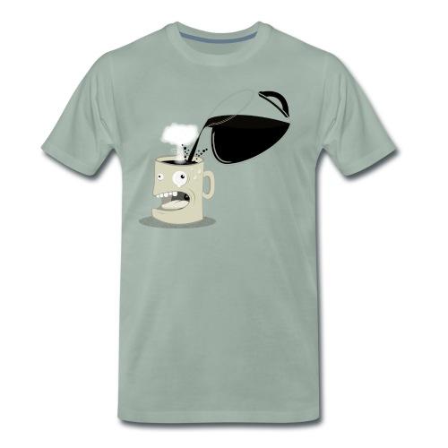 A mug's life - T-shirt Premium Homme