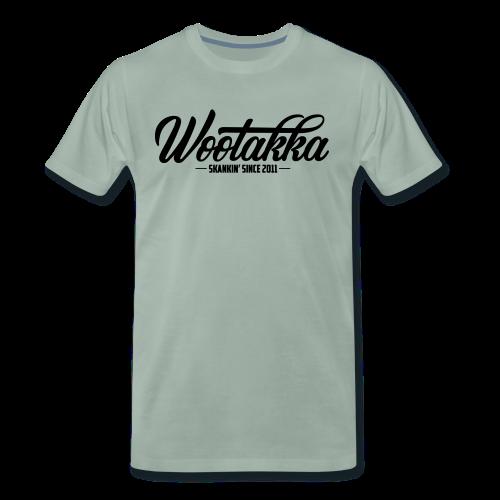 Wootakka skankin since 2011 - Männer Premium T-Shirt
