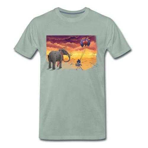 Savanna - Männer Premium T-Shirt