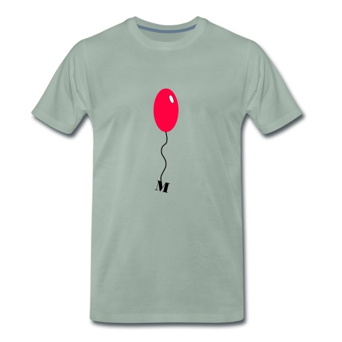 Mind Balon - Männer Premium T-Shirt