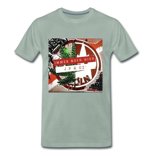 Immer noch hier - Männer Premium T-Shirt